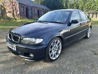 2004 BMW 330D M SPORT AUTO, DIESEL, LEATHER