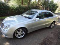 MERCEDES BENZ E280 3.0L E280D AUTO AVANTGARDE E220 E250 E320D C200 C250 NOT BMW 520D 530D AUDI A4 A6
