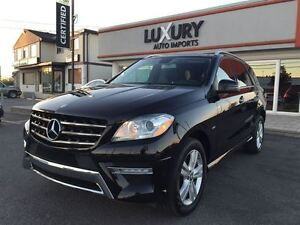 2012 Mercedes-Benz M-Class ML350, 4MATIC, NAV, CAMERA, 39k