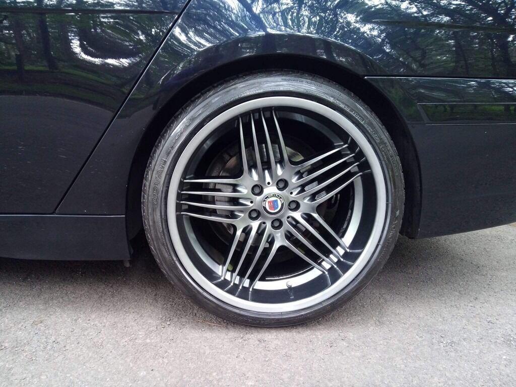 21 Inch Alpina Dynamic Wheels Genuine Set 21 Quot Wheels Bmw