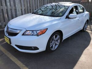 2014 Acura ILX Dynamic, Navigation, Leather, Sunroof