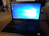 Windows 10 Dell Inspiron N5110 i7 laptop 4GB RAM 640GB