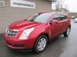 2011 Cadillac SRX 4-HEATED LEATHER-FULL GLASS ROOF-BOSE!!!