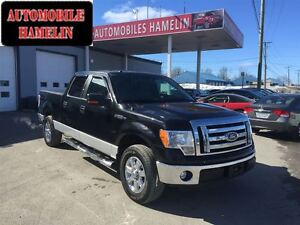 2013 Ford F-150 XLT MAGS CAMERA RECUL 4X4 COVER RIGIDE