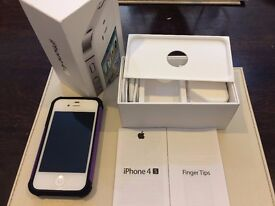 I PHONE 4 S /OPEN TO ALL NETWORKS