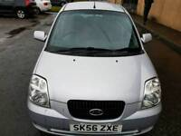 56 plate kia picanto zipp-1086cc. 2 former keepers from new.