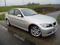 BMW 3 SERIES 2.0 320I SE 4d 148 BHP 6 Month RAC Parts & Labour Warranty Years MOT