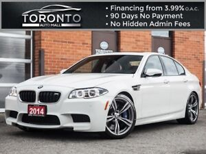 2014 BMW M5 Navi|Heads up|Blind spot|SMG|Low Millage