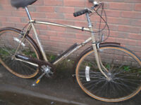 Halfords Gents Bike