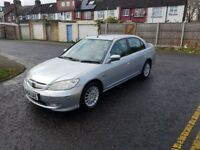 2004 Honda Civic 1.3 IMA Executive 4dr Manual @07445775115