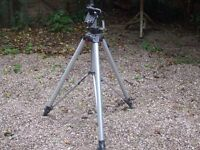 Camera Tripod by Manfrotto