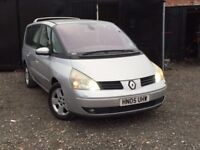 ★ 2005 RENAULT GRAND ESPACE 2.2 DCi PRIVILAGE + 7 SEATER + P/X TO CLEAR++OIL LEAK ★