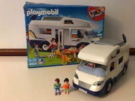 Playmobil Camper Van (4859)