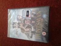 The Huntsman Winter's War DVD for sale.