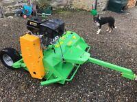 Flail Mower 120 for ATV