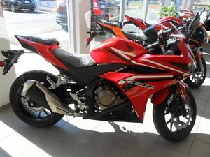 2017 Honda CBR500R $29.67 WEEKLY PAYMENT***ALL IN PRICING* LAST