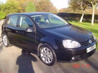 vw golf gt tdi 5 dr diesel 11 mth mot new discs pads phone air con cruise