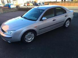 2001 Ford Mondeo LX 1.8