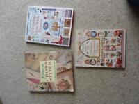 Three Cross Stitch Books