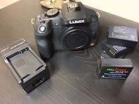 Panasonic LUMIX DMC-G6 Camera - Black (Body only) Excellent Condition