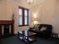 2 bedroom fully furnished 2nd floor flat on St John's Road in the heart of Corstorphine.