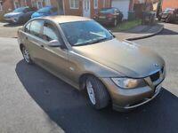 BMW 3 SERIES Saloon 2006 Manual 2.0 ltr DIESEL 4 doors CALL 0 7 5 4 9 9 1 2 0 2 8 NO TEXTING