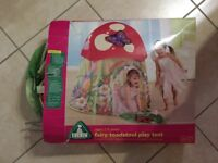 Toadstool Play Tent