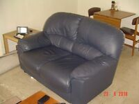 faux leather 2 seater sofa's