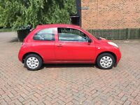 2003 NISSAN MICRA 1.2CC ONLY 56,000 MILES WITH LONG MOT