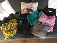 Ladies clothes bundle size 10-122