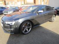Audi A5 S5 SPORTBACK TFSI QUATTRO BLACK EDITION (grey) 2015-06-30