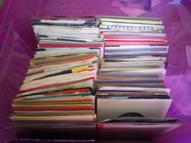 Over 300 Assorted records