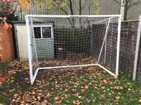 Football professional goals 8 x 6