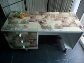 Reduced! Make-up Dressing Table