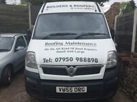 Vauxhall Movano Panel Van MK2 2.5 CDTI 16v 3500 High Roof Van 4dr Quick sale! Very cheap!