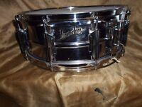 Beverley by Premier Cosmic 21 vintage snare drum