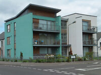 Weir Street 2 bedroom top floor apartment, Stirling