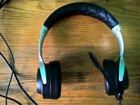 Lucidsound LS20 great quality amplified headphones headset excellent condition PC XBOX PLAYSTATION