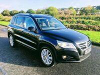 2009 VW TIGUAN2.0TDI SPORT 4X4 ****FINANCE FROM£52 PER WEEK****