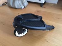 Bugaboo buggy board+ Buffalo adapter