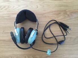 David Clark H10-13.4 headset aviation