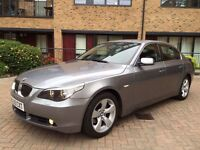 2006 Bmw 5 Series 525d Se Manual Diesel 4dr Sat nav Hpi clear Px welcome £3550