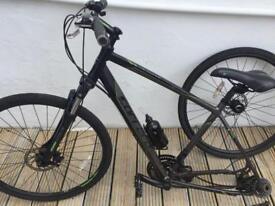 Carrera crossfire 2 bike cost £330 new!