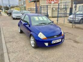 image for 2004 Ford ka sport ULEZ free Audi Citroen Mazda scenic Civic bmw clio polo mini micra punto Fiesta