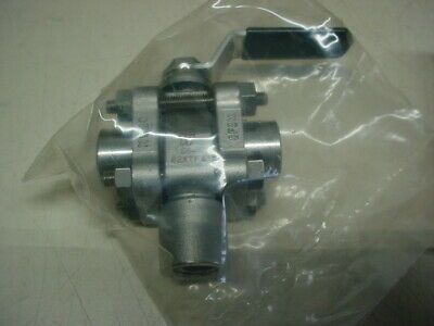 Whitey Ss-62xtf4 Stainless Selector Valve 1000 Psi