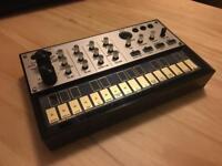 Korg Volca Keys + Mini MIDI Keyboard + PSU + Midi Cable