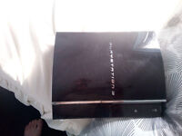 PS3 60GB (UPGRADED 120GB IN GOOD CONDITION CECH03