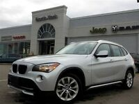 2012 BMW X1 28i XDRIVE PANO SUNROOF HTD FRT SEATS 17 ALLOYS  P