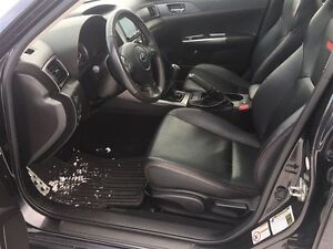 2013 Subaru WRX ONE OWNER ACCIDENT FREE NAV/HTD LEATHER SUNROOF Kitchener / Waterloo Kitchener Area image 11
