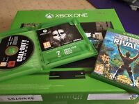 XBOX One with Kinect - 500 GB - Excellent Condition - Sparingly used